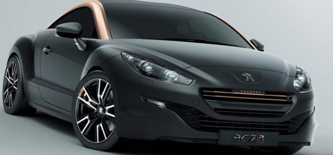 Peugeot RCZ Coupe 2013.
