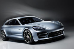 Porsche Panamera Sport Turismo koncept (Video)