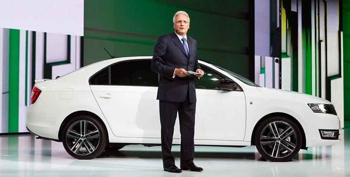 Premijera u Parizu: Škoda Rapid