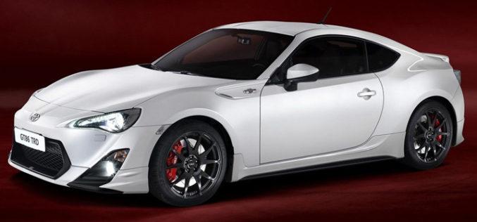 Toyota GT-86 TRD Performance Line