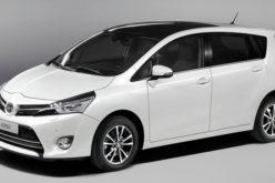 Nova Toyota Verso