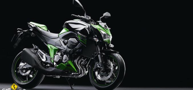 Predstavljen Kawasaki Z800