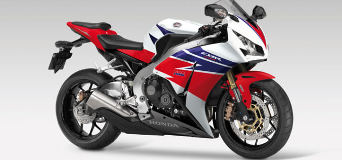 Honda CBR 1000RR Fireblade 2013