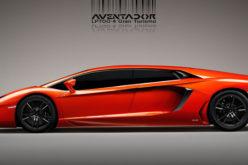 Lamborghini Aventador GT