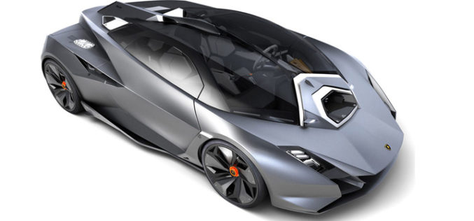 Lamborghini Perdigon koncept