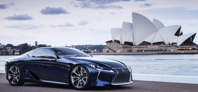 Lexus LF-LC – Nove fotografije