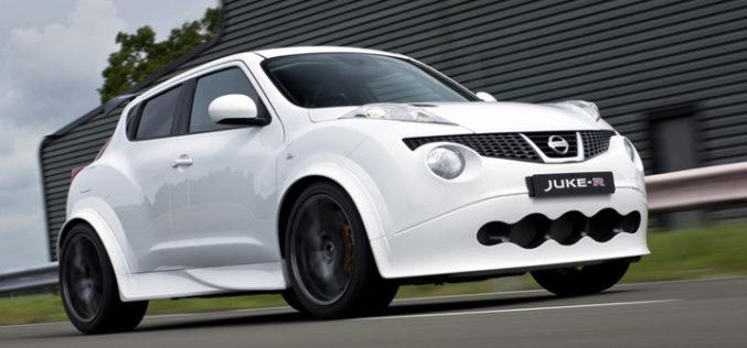 Nissan Juke-R od koncepta do stvarnosti
