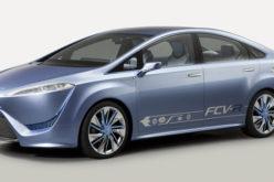 Toyota predstavlja program vozila s vodikovim gorivim ćelijama