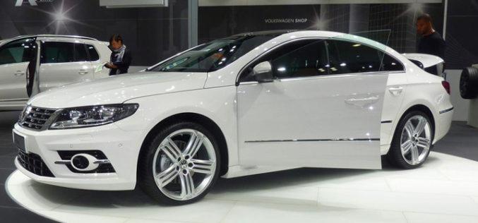Predstavljen Volkswagen CC R-Line