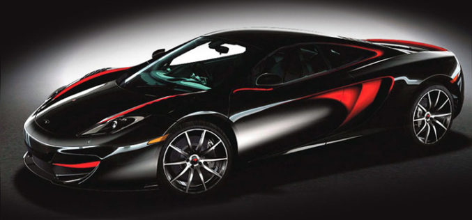 McLaren MP4-12C SGP Edition