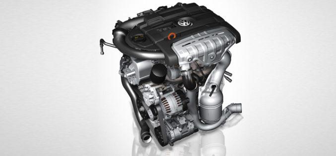 Novi motori za VW Golfa