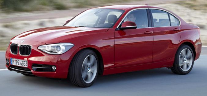 BMW Serije 1 Sedan
