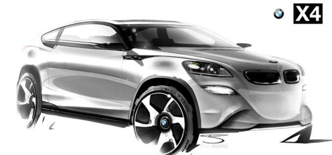 Potvrđen BMW X4