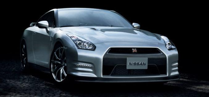 Nissan GT-R, model 2013