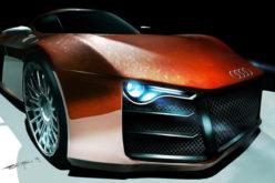 Novi Audi R10 dizel hibrid