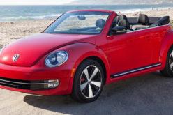 Novi Volkswagen Beetle kabriolet