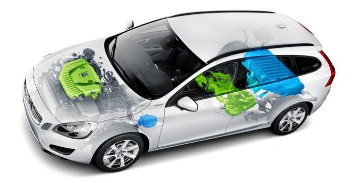 Volvo V60 Plug-in Hybrid briljirao na Euro NCAP      sigurnosnom testu