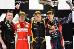 VN Abu Dhabi: Rezultati utrke