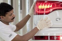 Audi Q7 iz Indije