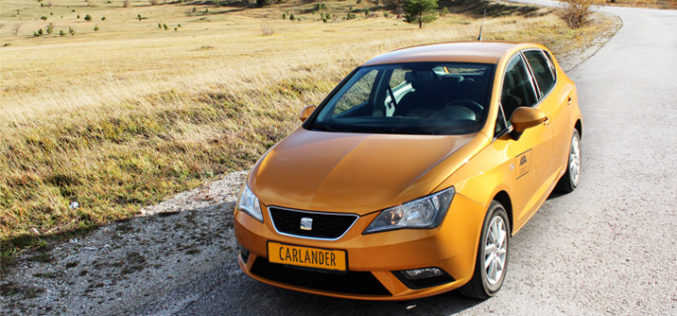 Test: Seat Ibiza Style – FaceLift