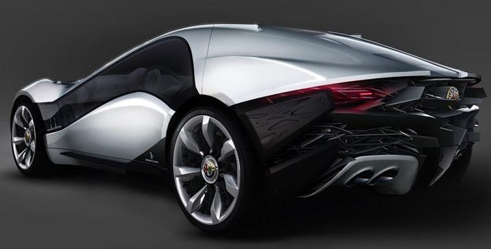 Alfa Romeo Pandion Concept_