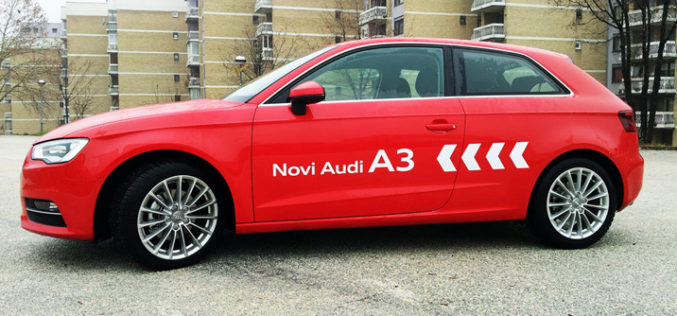 Vozili smo: Novi Audi A3 2.0 TDI