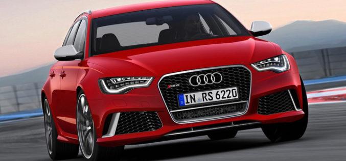 Novi Audi RS6 Avant 2013.