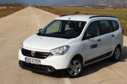 Test: Dacia Lodgy 1.5 dCi – Štedljiv i pouzdan