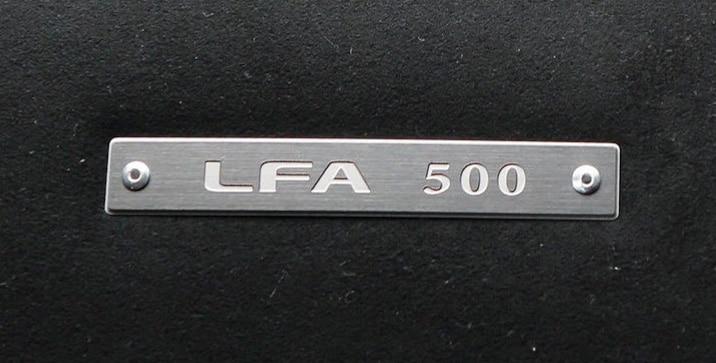 Lexus LFA 500