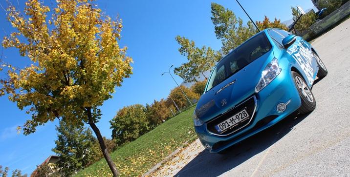Peugeot 208 statika dobrinja