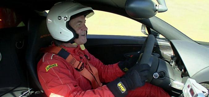 May vozio 417,6 km/h