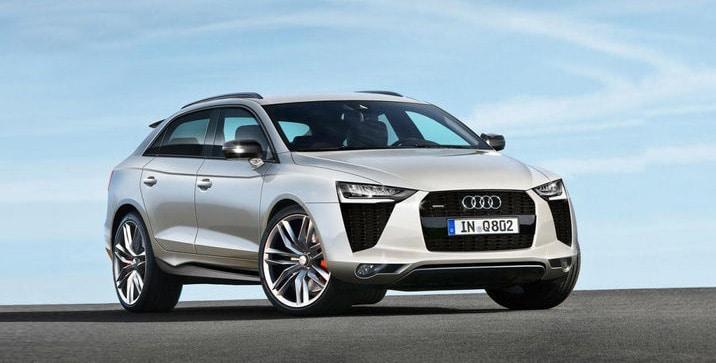 Audi Q8 2015