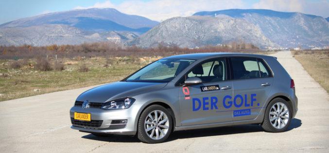 Test: Volkswagen Golf 7 2.0 TDI Highline – Das Auto
