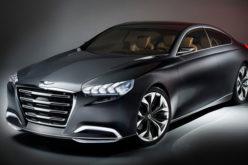 Hyundai HCD-14 Genesis koncept