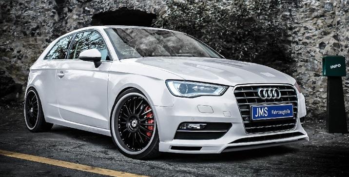 JMS Styling Kit Audi A3 - a