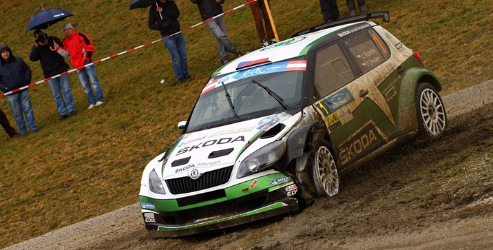 Jan Kopecký - Janner Rally 2013
