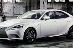 Lexus IS F-Sport 2014.