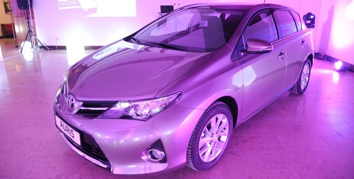 Toyota Auris Prezntacija
