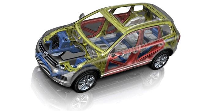 Volkswagen šasija 2