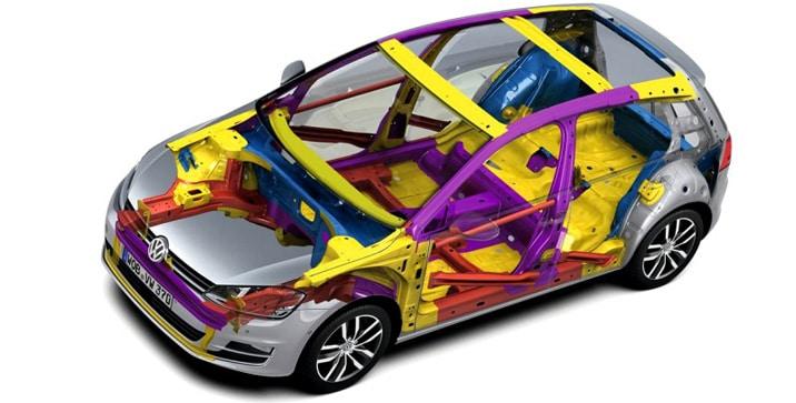 Volkswagen šasija