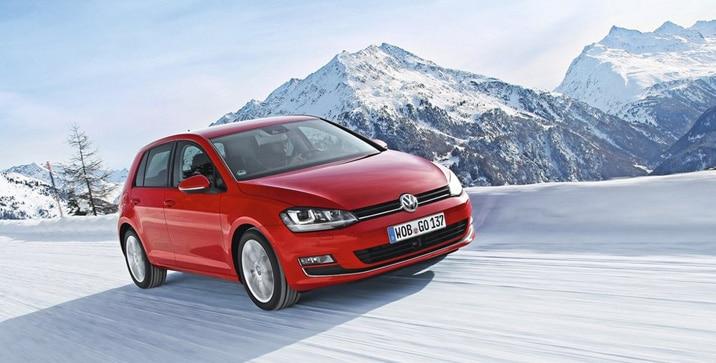 Volkswagen Golf 4Motion 2014