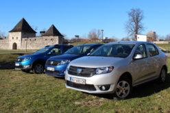 Novi Dacia trojac stigao u BiH