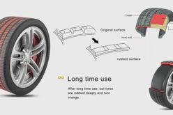 Stop potrošenim gumama – Gume u boji