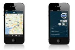 Novi dizajn i mogućnosti Volvo On Call aplikacije