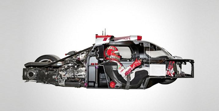 Umweltpreis fuer den Audi R18 e-tron quattro