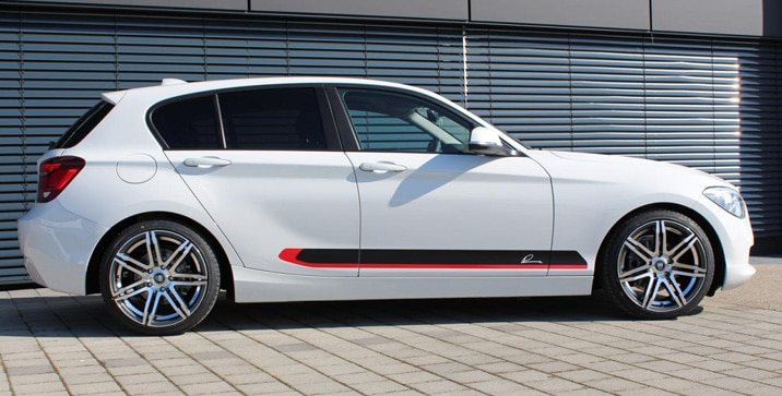 02 BMW 1 Luma