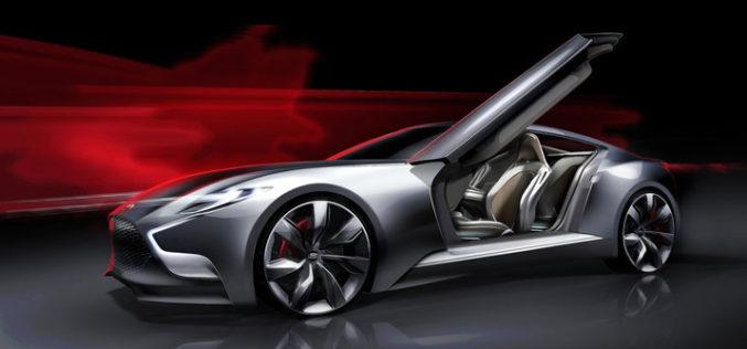 Hyundai HND-9 Concept 2013.