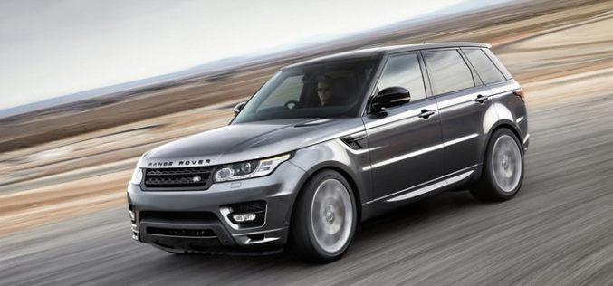 Range Rover Sport 2014.
