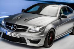 Mercedes-Benz C63 AMG Edition 507