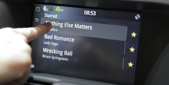 Volvo predstavlja prvi svjetski audio sistem sa glasovnom      aktivacijom 3
